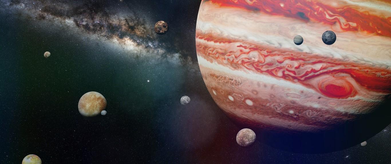 Lunes de Jupiter