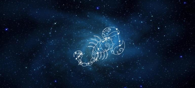 Mythologie de la constellation du Scorpion