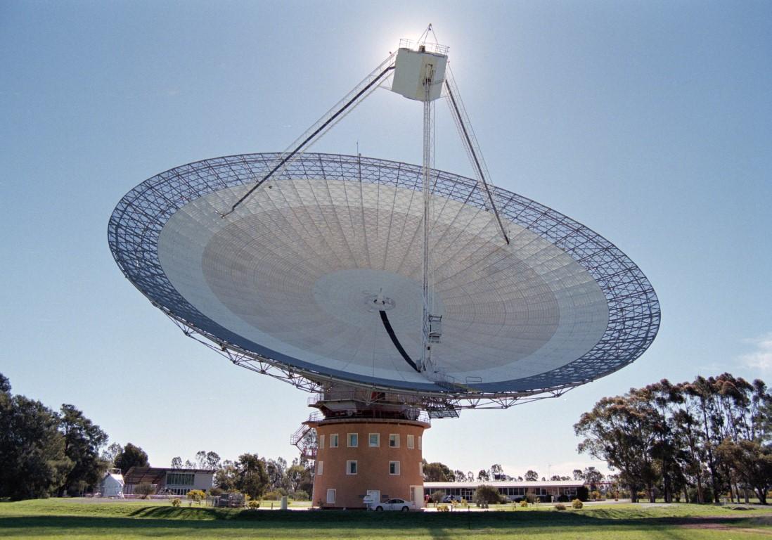 radiotélescope de Parkes