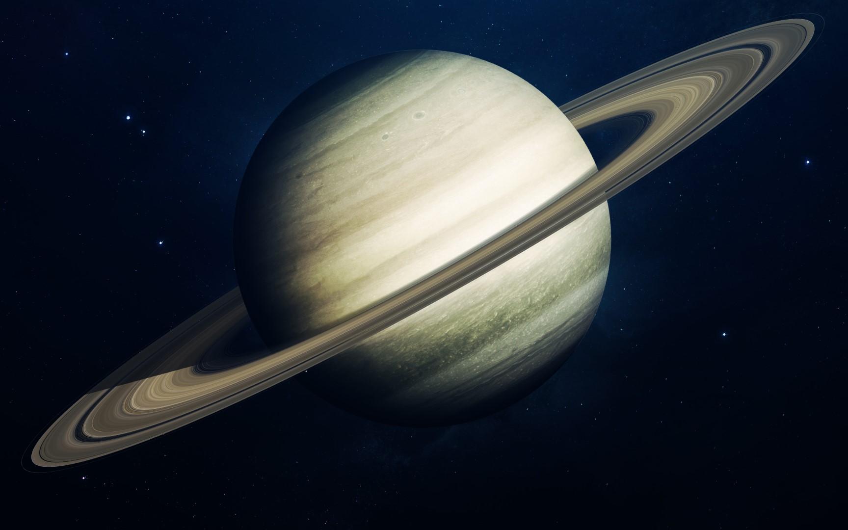 Saturne anneau